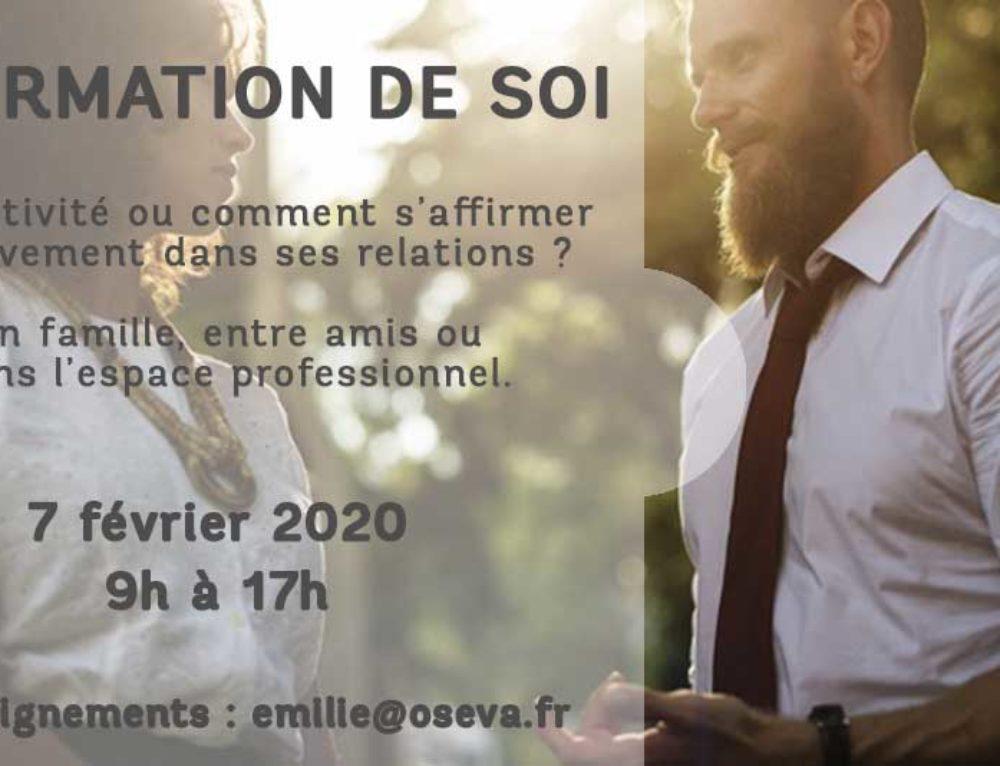 AFFIRMATION DE SOI
