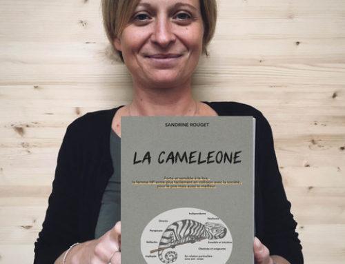 Rencontre avec la cameleone